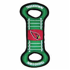 Arizona Cardinals NFL Field Tug Toy