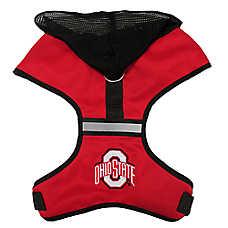 Ohio State Buckeyes NCAA Dog Harness