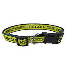Oregon Ducks NCAA Dog Collar