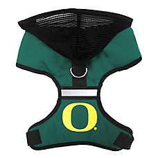 Oregon Ducks NCAA Dog Harness
