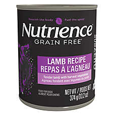 Nutrience® Grain Free SubZero Dog Food - Lamb