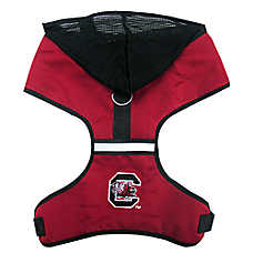 South Carolina Gamecocks NCAA Dog Harness