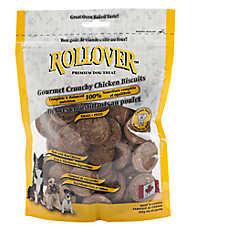 Rollover Gourmet Crunchy Biscuits Small Dog Treat - Chicken