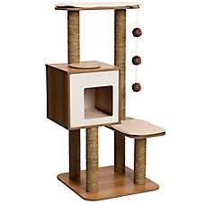 Vesper V-High Base Cat Tree