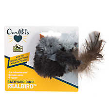 OurPets® Backyard Bird RealBird Catnip Toy