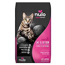 Nulo MedalSeries Cat & Kitten Food - Grain Free, Turkey & Cod