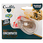 OurPets® Totter Mouse Natural Concentrated Catnip Cat Toy
