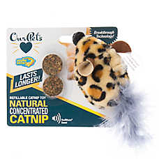 OurPets® Motley Mouse Cat Toy