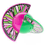 OurPets® Butterfly Roller Cat Toy