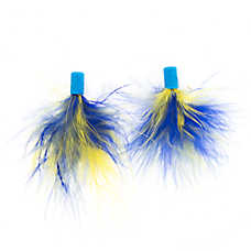 OurPets® Catty Whack 2-Pack Electronic Cat Toy Replacement Feathers