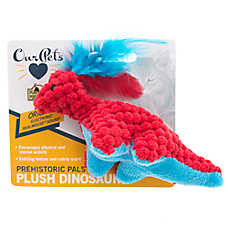 OurPets® Prehistoric Pal Cat Toy