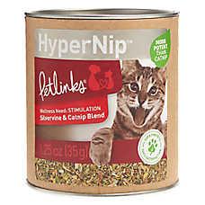 Petlinks® HyperNip™ Silvervine & Catnip Blend