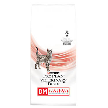 Purina Pro Plan Veterinary Diets Dietetic Management Dm Cat Food