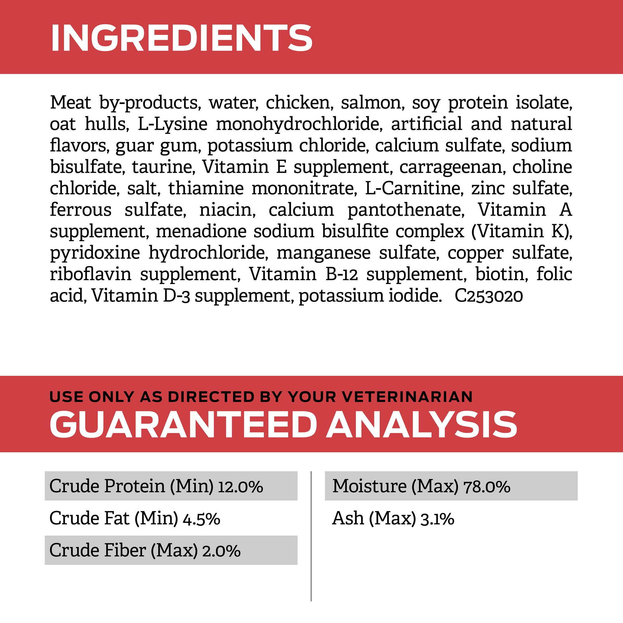 Purina® Pro Plan® Veterinary Diets DM