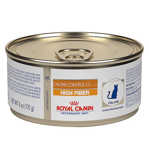 Royal Canin® Veterinary Diet Calorie Control CC High Fiber ...
