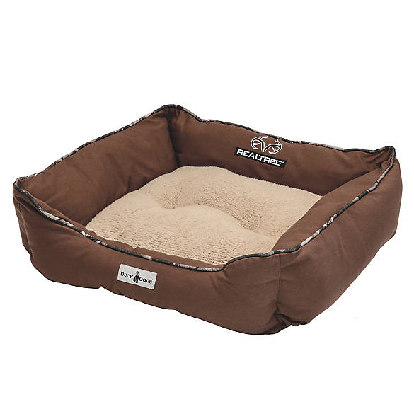 Realtree Box Dog Bed Dog Cuddler Beds Petsmart
