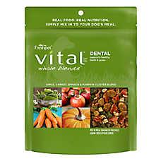 Freshpet® Vital™ Whole Blends Dental Dog Food Enhancer - Apple, Carrot & Spinach