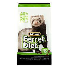 ZuPreem® Premium Ferret Diet