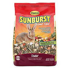Higgins Sunburst Gourmet Rabbit Food