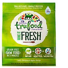 Wellness® TruFood® Make It Fresh Adult Dog Food - Grain Free, Raw, Lamb