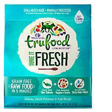 Wellness® TruFood® Make It Fresh Adult Dog Food - Grain Free, Raw, Salmon