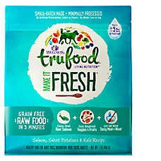 Wellness® TruFood® Make It Fresh Adult Dog Food - Grain Free, Raw, Salmon