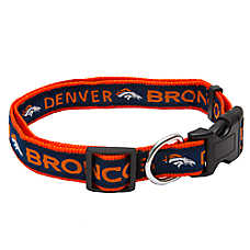 Pets First Denver Broncos NFL Dog Collar