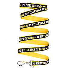 Pets First Pittsburgh Steelers NFL Dog Leash