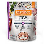 Nature's Variety® Instinct® Raw Medallions Cat Food - Natural, Grain Free, Frozen Raw, Rabbit