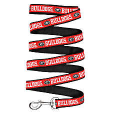 Georgia Bulldogs NCAA Dog Leash