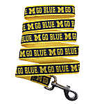 Pets First Michigan Wolverines NCAA Dog Leash