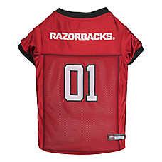 Arkansas University Razorbacks NCAA Mesh Jersey