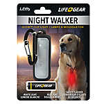 Life Gear® Night Walker Glow LED Pet Safety Clip Light