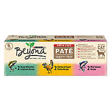 Purina® Beyond Cat Food - Natural, Grain Free, Variety Pack