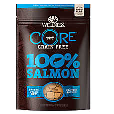 Wellness® CORE® Dog Treat - Natural, Grain Free, Freeze Dried Raw, Salmon