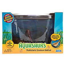 Uncle Milton's Aquasaurs Prehistoric Creature Habitat