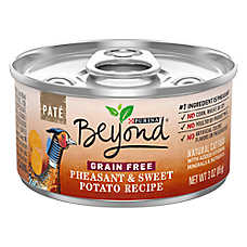 Purina® Beyond Natural Cat Food - Grain Free, Pheasant & Sweet Potato
