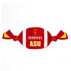 Arizona State University Sun Devils NCAA Flattie Crinkle Football Toy