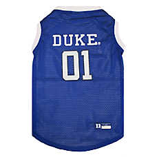664abf8cd Duke Blue Devils NCAA Mesh Pet Jersey