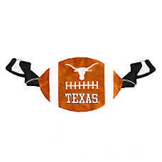 Texas Longhorns NCAA Flattie Crinkle Football Toy