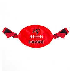 Tampa Bay Buccaneers NFL Flattie Crinkle Football Toy