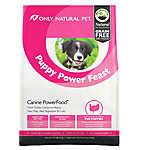 Only Natural Pet Canine PowerFood Puppy Food- Limited Ingredient, Natural, Grain Free, Turkey
