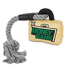 WWE Money Bank Tug Dog Toy