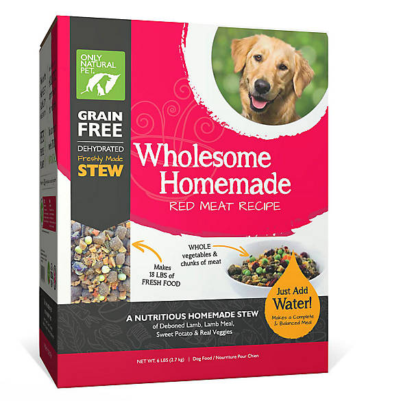 Only Natural Pet Dog Puppy Food Care Products Petsmart