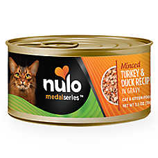 Nulo MedalSeries Cat & Kitten Food - Grain Free, Turkey & Duck