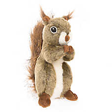"Toys""R""Us® Pets Squirrel Dog Toy - Plush, Squeaker"