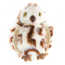 "Toys""R""Us® Realistic Owl Plush Dog Toy"