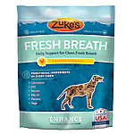 Zuke's® Enhance Fresh Breath Dog Chew - Grain Free, Chicken