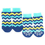 Top Paw® Chevron Pet Socks