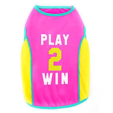 Top Paw® Play 2 Win Dog Tank Top